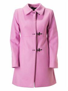 Fay Toggle Lock Classic Collar Coat