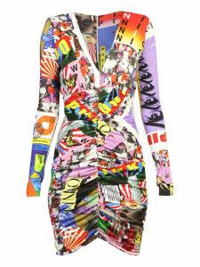 Pinko Printed Dress