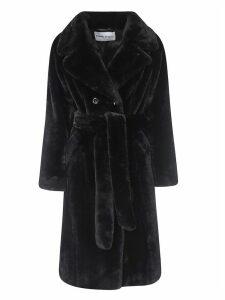 STAND STUDIO Tie Waist Coat