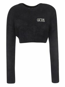 GCDS Cropped Sweater
