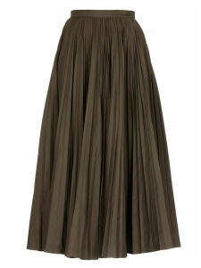 Katharine Hamnett Pleated Full Skirt