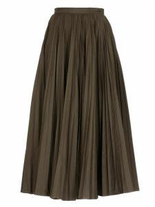 Katharine Hamnett Pleated Full Skirt
