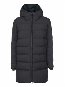 Aspesi Long Hooded Padded Parka