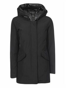 Woolrich Large Hood Concealed Parka
