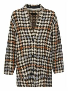 Isabel Marant Fringed Detail Buttoned Jacket
