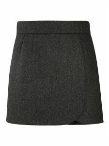 RED Valentino Rear Zipped Shorts
