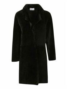 RED Valentino Fur Coat