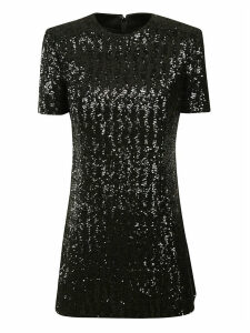 Saint Laurent Sequined Dress
