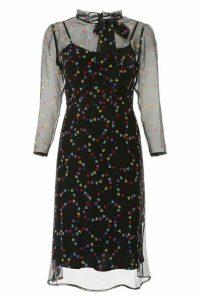 HVN Rainbow Hearts Elisa Dress