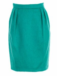 Max Mara Turchia Skirt Wool Mohair