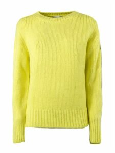 Fabiana Filippi Yellow Wool Pullover