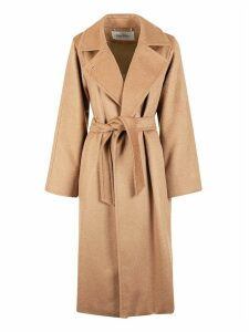 Max Mara Tie Waist Coat