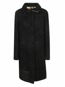 N.21 Concealed Closure Long Coat