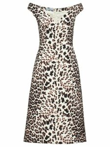 Prada Dress Leopard