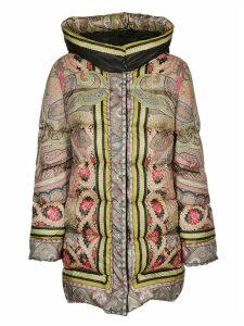 Etro Hooded Padded Jacket