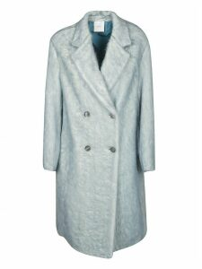 Agnona Double Breasted Coat