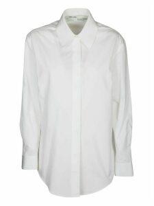 Off-White Slogan Print Shirt