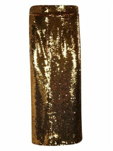 Dolce & Gabbana Metallic Skirt