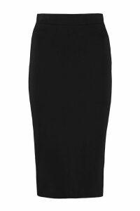 Jucca Stretch Pencil Skirt