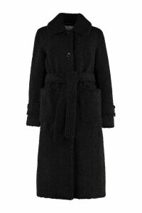 STAND STUDIO Lottie Eco-shearling Coat