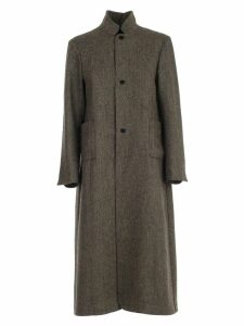 Daniela Gregis Coat Double Silk