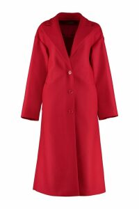 RED Valentino Wool Oversize Coat
