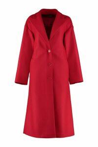 RED Valentino Wool Oversize Coat