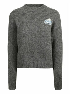 Alanui Ribbed Sweater