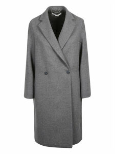 Stella McCartney Wool Felt Coating Coat
