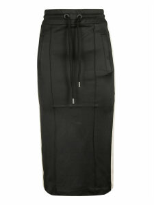 Palm Angels Pencil Track Skirt
