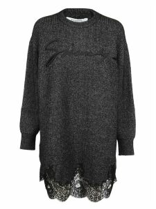 Givenchy Black Jumper Dress