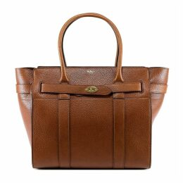 Mulberry Small Zipped Bayswater Handbag