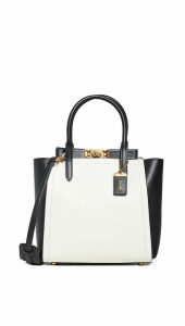 Coach 1941 Colorblock Carryall Tote Bag