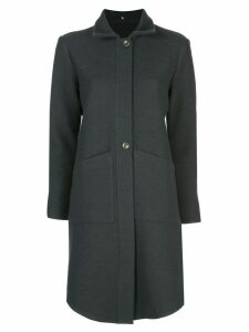 Peter Cohen single breasted coat - Green