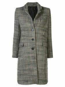 Nili Lotan Rosalin houndstooth coat - Multicolour