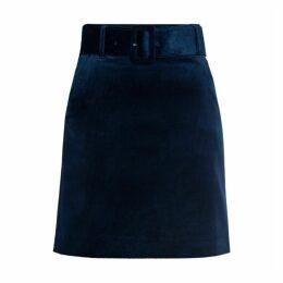 Ivy & Oak Corduroy Mini Skirt