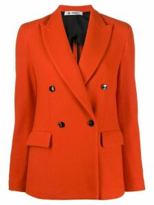 Barena Cleope double-breasted blazer - Orange