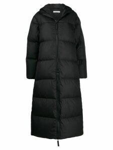 Katharine Hamnett London oversized padded coat - Black