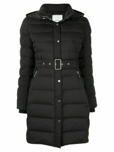 Loveless padded coat - Black