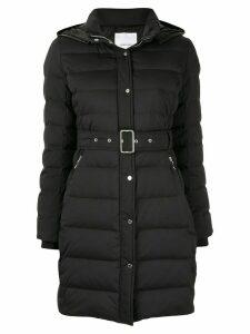 Loveless padded coat - Black