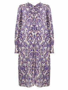 Isabel Marant Étoile Yana loose-fit dress - Blue