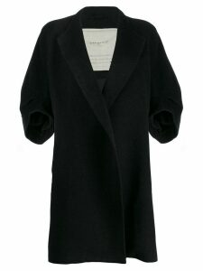 Toogood The Oil Rigger coat - Black