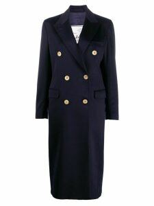 Giuliva Heritage Collection Cindy cashmere coat - Blue