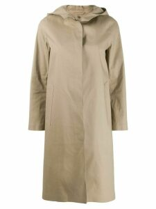 Mackintosh Chryston LR-1002D trench coat - NEUTRALS