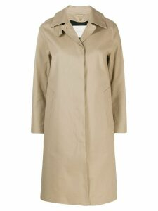 Mackintosh Dunkeld LR-1001D trench coat - Neutrals