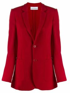 Red Valentino single-breasted blazer