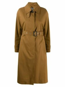 Mackintosh Roslin LM-061FD trench coat - Brown