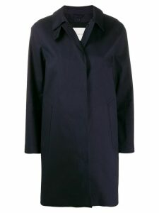 Mackintosh Dunoon LR-1005D coat - Blue
