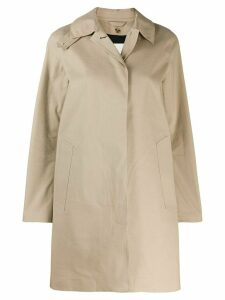 Mackintosh Dunoon LR-1005D coat - Neutrals