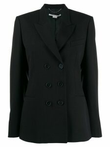 Stella McCartney double-breasted blazer - Blue